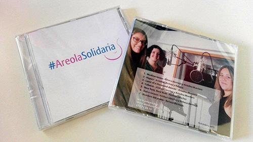"""""""CD SOLIDARIO DE CANCIONES POPULARES INTERPRETADAS POR REBECA, ARIADNA Y AINHOA"""""""